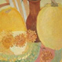 Yellow still-life.80�100 cm,canvas, oil.